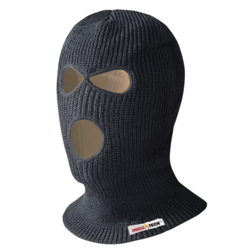 Balaclava Thinsulate Lined 3 Hole
