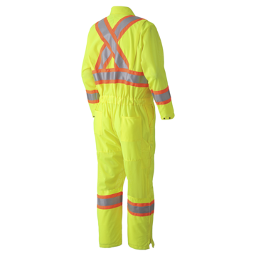 Coverall Hi Viz Traffic Csa 5999