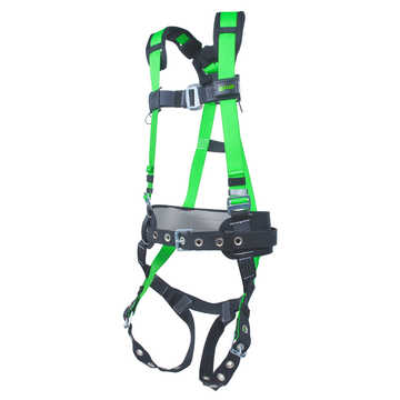 Harness D Ring Green Universal