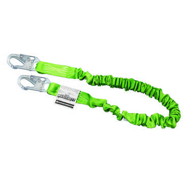 Maynard Ii Lanyard 6ft Green Snaphooks