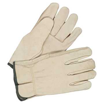 Premium Leather Cowhide Driver Glove