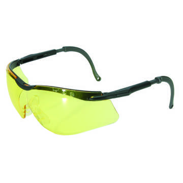 Safety Glass N-vision Amber Lens