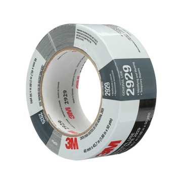 Utility Duct Tape Silver 1.88in X 50yd