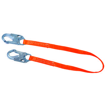 Web Lanyard 6ft Positioning