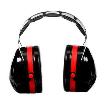Earmuff Peltor H10a Over The Head