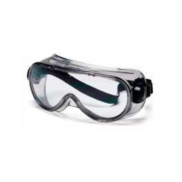 Goggle Clear Af Chem Resistant Csa