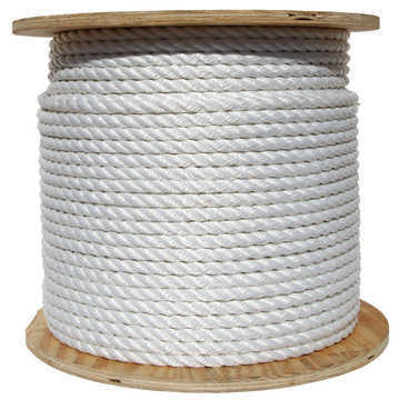 NYLON BRAIDED ROPE 5/8 X 600'