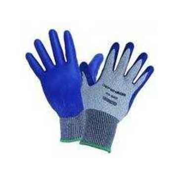 RONCO DEFENSOR CUT ELVEL 5 POLYURATHAN COATED PALM GLOVE SIZE MED