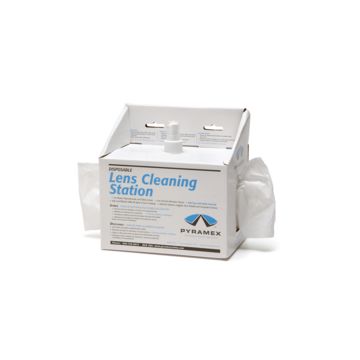LENS CLEANING STATION 8oz