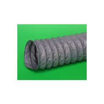 TYPE D FLEXIBLE DUCT, GREY 12 INCH DIA. 25FT LENGTH COMPARABLE TO FAB 4