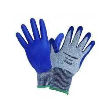 DEFENSOR NITRILE PALM COATED CUT 5 GLOVE SIZE 10