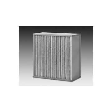 HEPA FILTER 16 X 16 X 6 IN PLASTIC FRAME