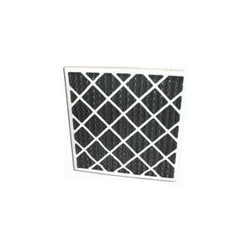 PLEATED CARBON FILTER 16 X 24 X 2 IN