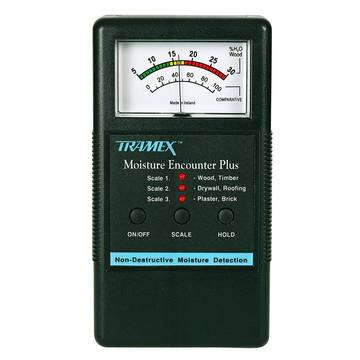 Tramex Moisture Encounter Plus Moisture Meter