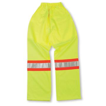 Big K Lime Green Polyester/cotton Pant