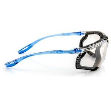 3M™ Virtua Cord Control System Protective Eyewear with Foam Gasket, 11874-00000-20, indoor/outdoor anti-fog lens