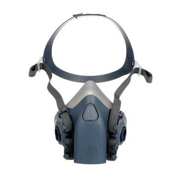 3m™ Half Facepiece Resuable Respirator, 7500 Series, Small, Medium, Large