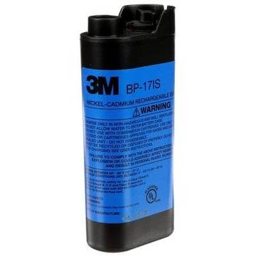 3m™ Battery Pack, Bp-17is, Blue, 1/case