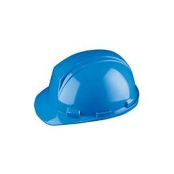 Mont-blanc™ Cap Style Hard Hat With Hdpe Shell -sky Blue With Ratchet