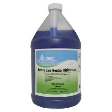Enviro Care® Neutral Disinfectant - No Fragrance
