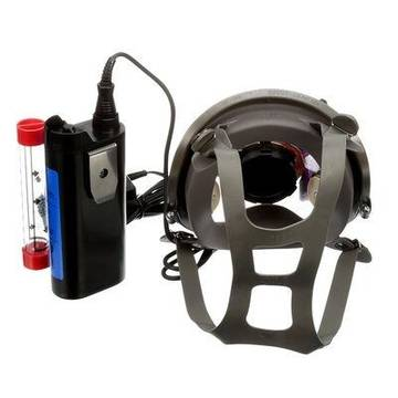 3m™ Powerflow™ Face-mounted Powered Air Purifying Respirator (papr) 6900pf, Large
