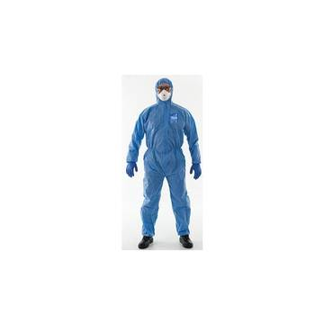 Microchem® By Alphatectm 1500 Plus Coverall With Hood And Boots
