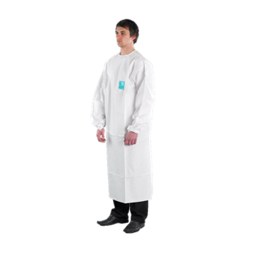Alphatec® 2000 Apron With Sleeves - Model 214