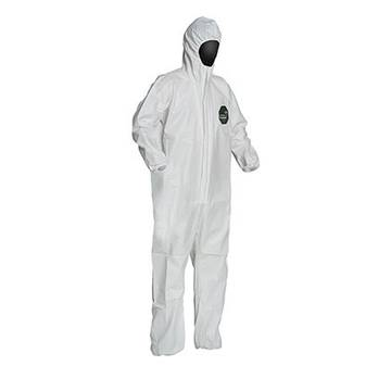 Dupont™ Proshield® 50 Nb127sw Coveralls: White