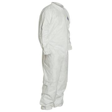 Dupont™ Tyvek® 400 Ty125swh Coverall: White, Xx-large, 25/case