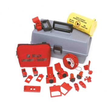 Electrical Toolbox Lockout Kit
