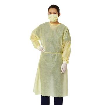 Disposable Isolation Gown, Level 2