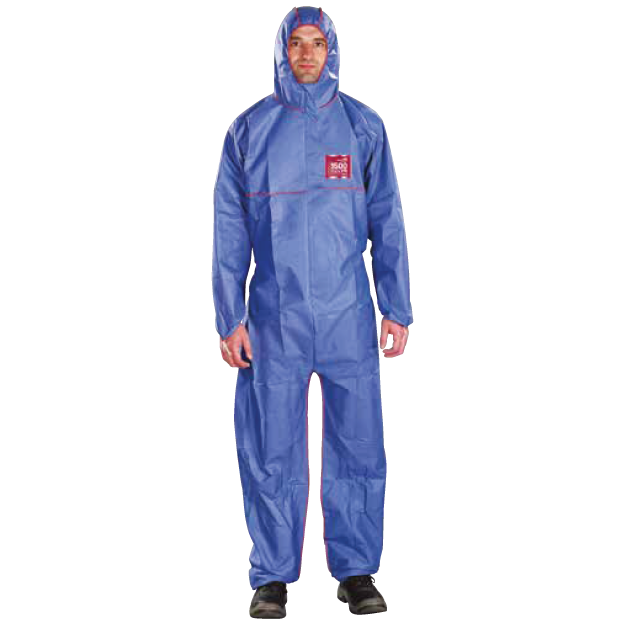 Protective clothing for limiting exposure to drugs and controlled substances