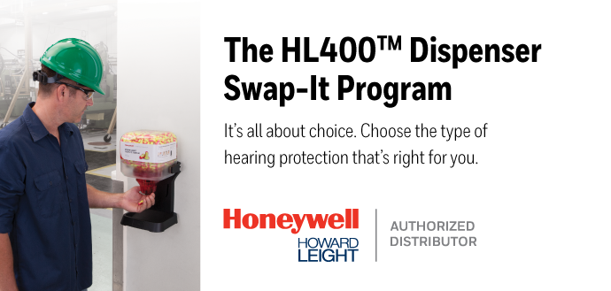 The HL400 Dispenser Swap-It Program
