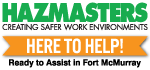 Hazmasters Fort McMurray Location