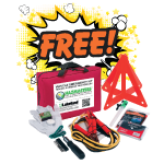 FREE Vehicle Emergency Kit!