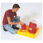 Spill Trays & Diverters